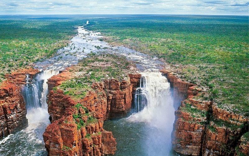 , Waterfalls & Waterholes, Kimberley Croc Motel